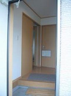 整体院の玄関