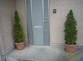 整体院の入り口